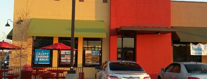 Del Taco is one of Motts : понравившиеся места.
