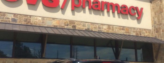 CVS pharmacy is one of Orte, die Scott gefallen.