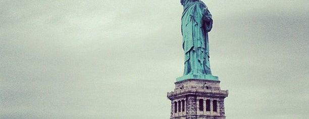 Özgürlük Heykeli is one of Best Places in NYC.