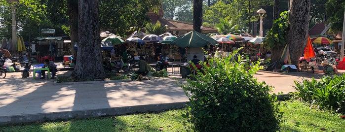 Royal Gardens is one of cose da fare in cambogia.