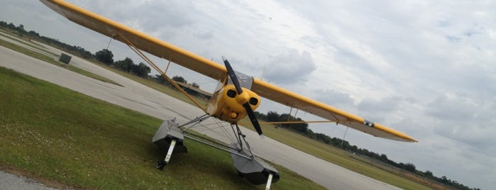 Charlotte County Airport (PGD) is one of Flying.