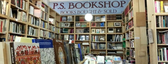 P.S. Bookshop is one of New York: Where to Go.