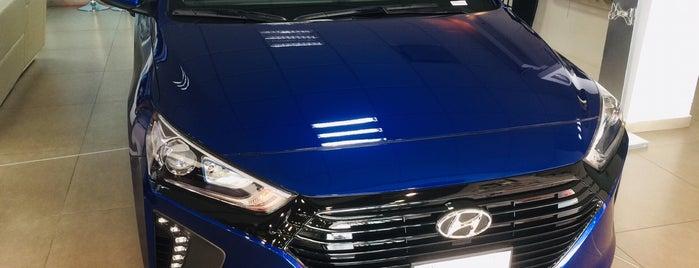 Hyundai is one of Posti che sono piaciuti a Adiale.
