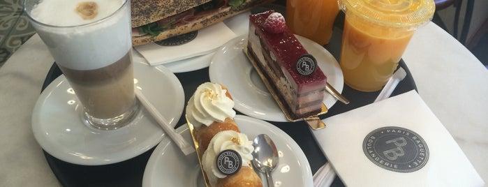 PB Paris Baguette is one of Bakery in Paris.