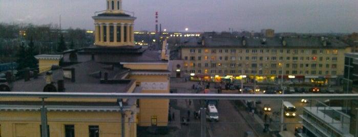 Площадь Гагарина is one of Карелия.