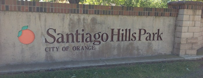 Santiago Hills Park is one of Richard's Liked Places.