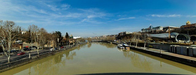Keep Calm Tbilisi is one of สถานที่ที่บันทึกไว้ของ ☀ Sani.