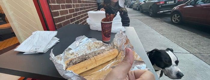 Woodrow's Sandwich Shop is one of Philadelphia.