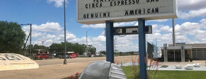 Circa Coffe is one of I-40 Coffee Trail.