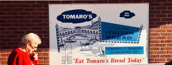 Tomaro's Bakery is one of 500 Things to Eat & Where - South.