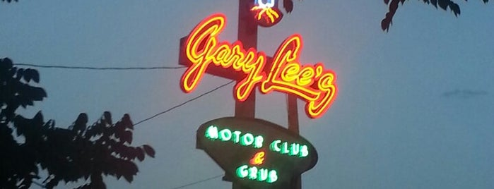 Gary Lee's Motor Club And Grub is one of Things to do in Denver when you're...HUNGRY!.
