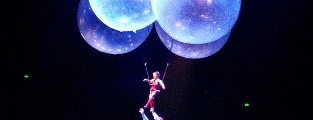 Corteo - Cirque du Soleil is one of Lugares favoritos de Jeferson.