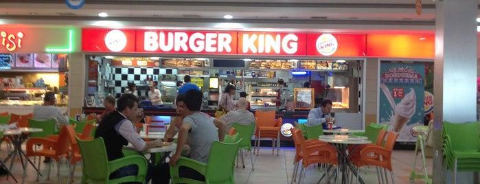 Burger King is one of Yunus : понравившиеся места.