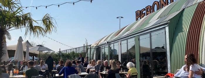 Hangar Amsterdam is one of สถานที่ที่บันทึกไว้ของ Mahi.