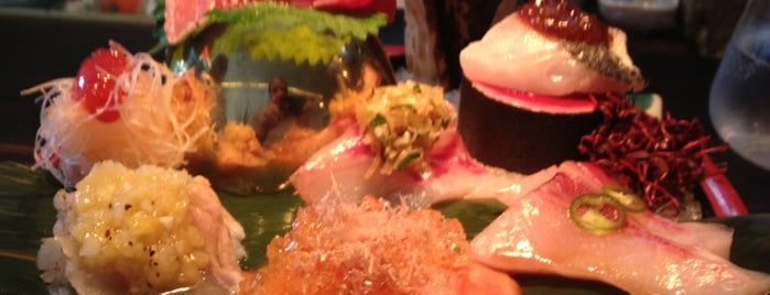 Yashin Sushi is one of London food and drink.