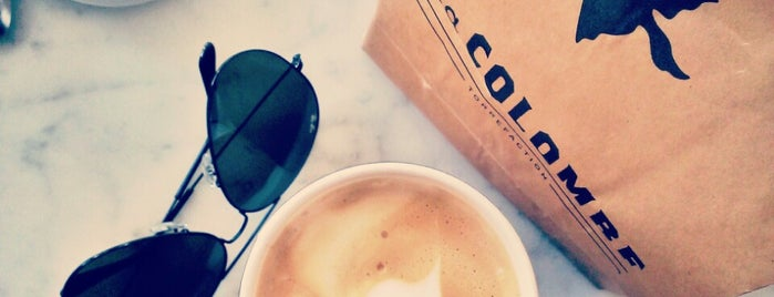 La Colombe Coffee Roasters is one of cold brew fix - NY airbnb.