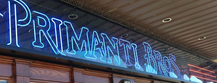 Primanti Bros. is one of The World Outside of NYC and London.