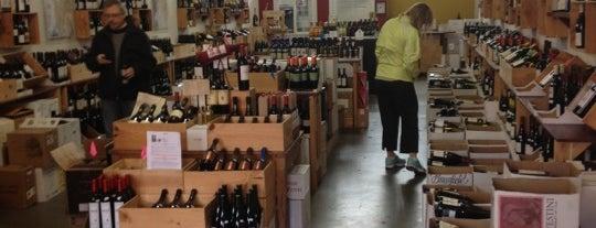 The Wine Mine is one of Oakland eats wishlist.
