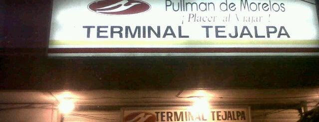 Pullman de Morelos - Tejalpa is one of Victor Alejandro 님이 좋아한 장소.