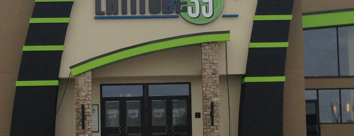 Latitude 39 is one of Jared's Liked Places.
