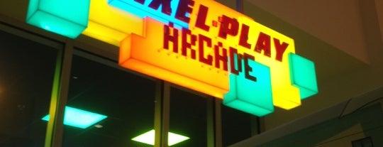 Pixel Play Arcade is one of Best Of DizKnee.