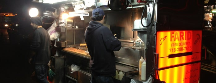 Farid Kebab, Steinway is one of Queens - West To Do's.