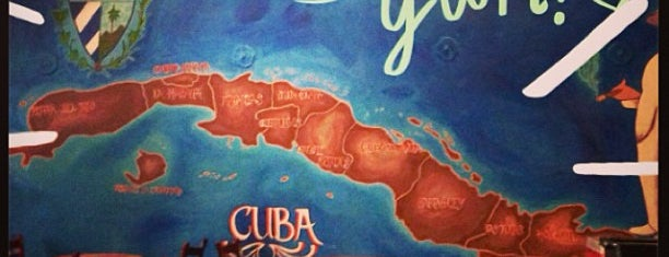Cha Cha Cha Cuba is one of Peninsula Places.
