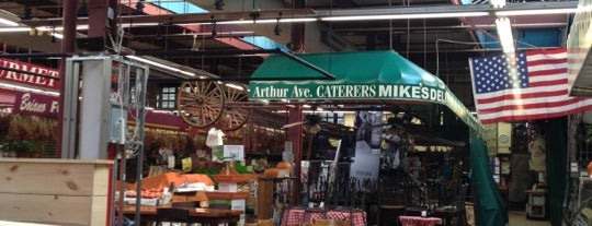 Arthur Avenue Retail Market is one of NY.