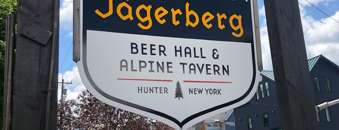 Jägerberg Beer Hall And Alpine Tavern is one of Our Wedding Anniversary Love Times.