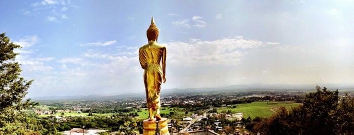 Wat Phra That Kao Noi is one of พะเยา แพร่ น่าน อุตรดิตถ์.