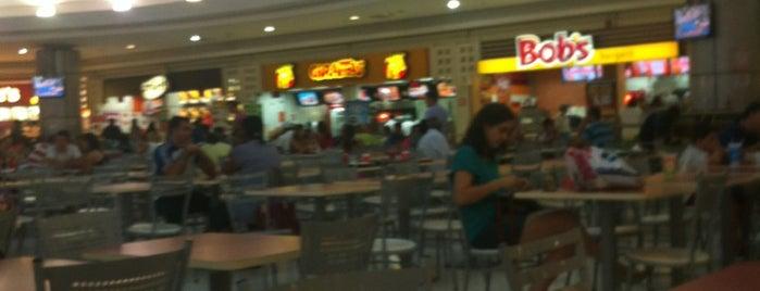 Praça de Alimentação is one of comida.