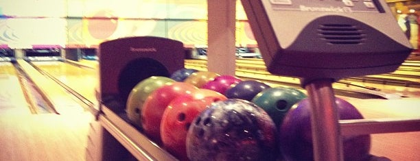 Game Station Bowling is one of Lugares  Especiais.