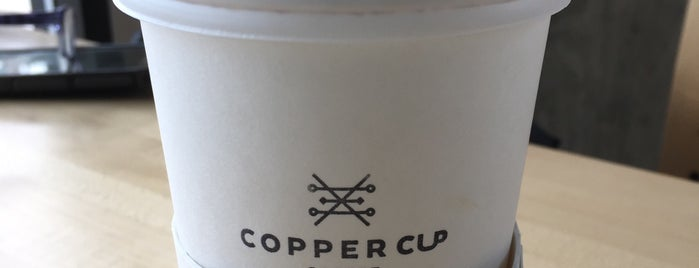 Copper Cup is one of Pennsylvania Coffee.