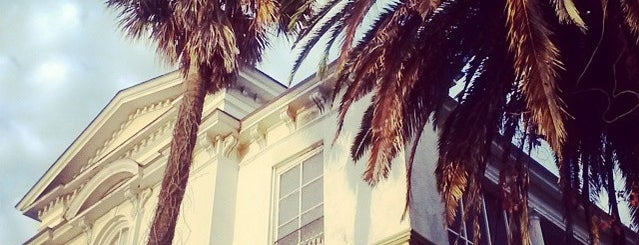 City of Charleston is one of Orte, die Nick gefallen.