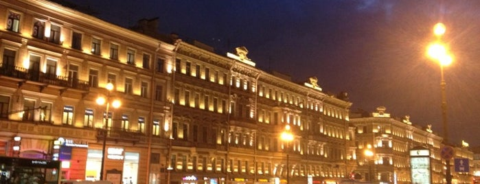 Nevsky Center Mall is one of Top-20: Санкт-Петербург.