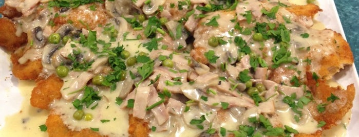 The Goni's Schnitzelria is one of Inner West Best Food and Drink locations.