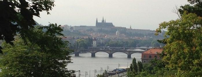 Vyhlídka na Vyšehradě is one of PRAGUE.