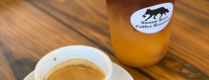 Sunny Bear Coffee Roasters is one of Lieux sauvegardés par Torzin S.