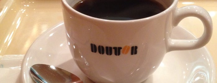 Doutor Coffee Shop is one of Posti che sono piaciuti a Masahiro.