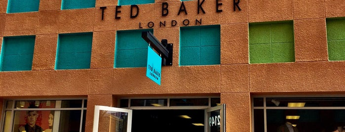 Ted Baker London Outlet is one of Lilian : понравившиеся места.
