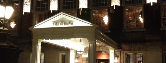 Sofitel Legend The Grand Amsterdam is one of De Elfhotelstocht.