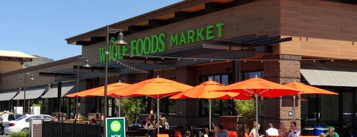 Whole Foods Market is one of Favorite Spots!.