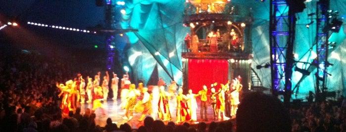 Cirque Du Soleil KOOZA is one of Mi pelo mundo.