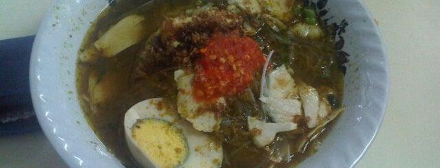 Soto Ayam Gondrong is one of Kuliner Bekasi.