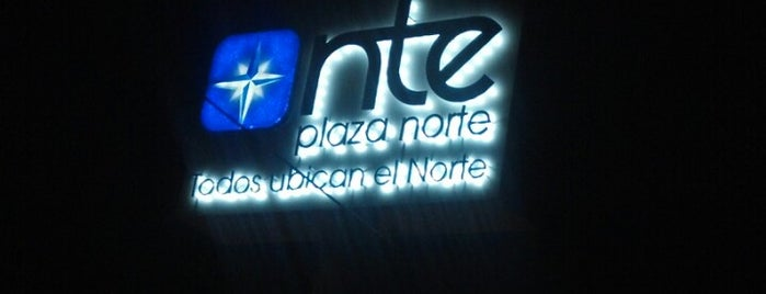 Plaza Norte is one of Dianaさんのお気に入りスポット.