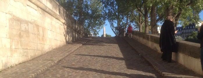 Quai d'Orléans is one of BUCKET LIST.
