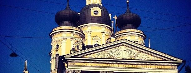 Собор Владимирской иконы Божьей Матери is one of My places.