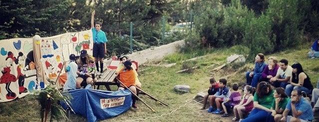Προσκοπικά Κατασκηνωτικά Κέντρα || Ελλάδα