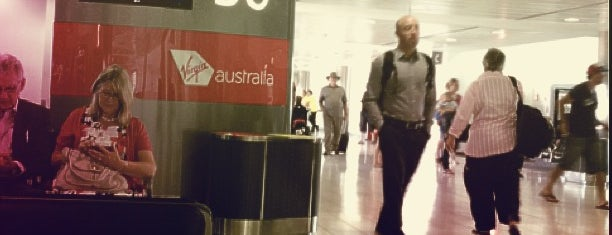 Gate 36 is one of Sydney Airport Watchlist.