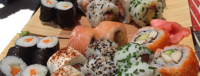 Torii Sushi is one of Nicolásさんのお気に入りスポット.